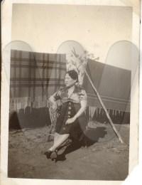 Cissie Woo, Coonabarabran, 30/8/1940