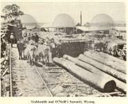 Goldsmith & O'Neill Sawmill, Wyong