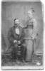 Walter Absalom & Mary Ann Hodges