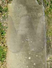 Headstone of John Howell