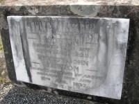 Headstone: Ernest and Ellen Morton