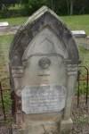 Headstone of Sarah Watkins