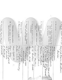 Death Certificate Leonard Edwin Mathews