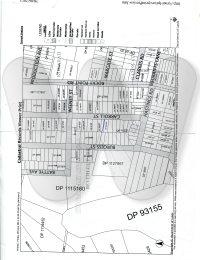 Plan of Carroll St